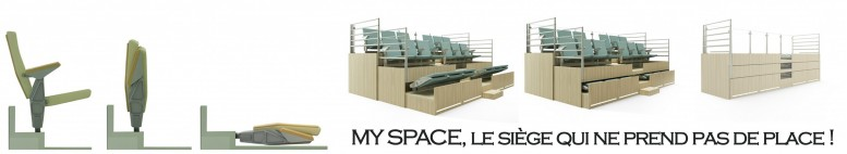MY SPACE by Ares Line